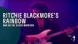 <b>Ritchie Blackmore's Rainbow</b> - Man On The Silver Mountain (Black ...