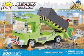 <b>Конструктор</b> Civil Service <b>Dump Truck</b> - <b>COBI</b>-1677 | детские ...