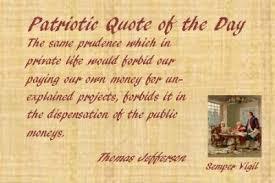 Patriotic Quote of the Day | Tea Party via Relatably.com