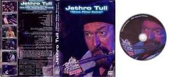 Jethro Tull Unofficial DVDR. OHNE FILTER EXTRA 2005 UPGRADE. unofficial DVD-R Taken from a German TV Digital Re broadcast of the Baden-Baden, Studio 5 Show ... - ohnefilterupgrade