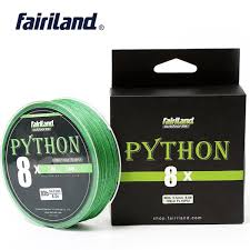 2019 Lines <b>Fairiland Braided Fishing Line</b> 8 Strands 100 300m ...