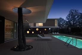 Illuminazione Ingresso Villa : Il residenziale illuminato luce e design