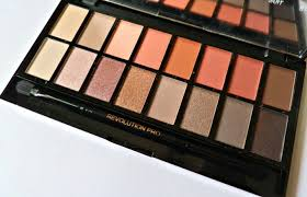 <b>Makeup Revolution New-trals</b> vs Neutrals Palette Review + Eye ...