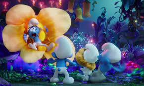 Image result for Smurfs: The Lost Village (2017)