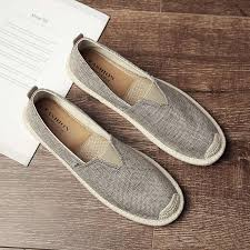 UPUPER <b>Plus Size 39 48</b> Casual Shoes Men Breathable Slip On ...