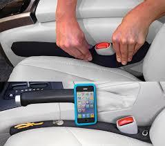 Drop Stop <b>Automotive Car Seat Gap</b> Filler, (As Seen on TV, Shark ...