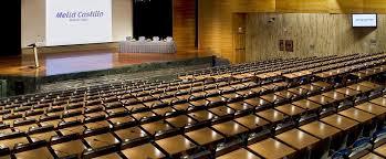 Centro de Convenciones y Congresos en el Hotel Meliá Castilla