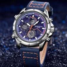 BOAMIGO Fashion Mens Watches for men Military Digital ... - Vova