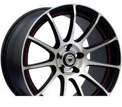 """<b>Konig S846</b> BFPRU wheel - 16x7""""/5x112mm"""