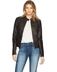 Womens <b>Leather Jackets</b> | Amazon.com