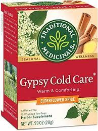 Traditional Medicinals Seasonal Tea, Gypsy Cold ... - Amazon.com