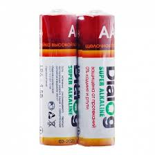<b>Батарейка AA Dialog</b> LR6 Super Alkaline (2)