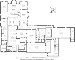 bedroom detached house for   in Hay on Wye  West    Ground floor plan