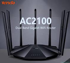 <b>Tenda AC23</b> AC2100M <b>Wireless WiFi</b> Router Support IPV6 <b>Home</b> ...