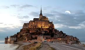 Регионы Франции: Нижняя Нормандия - достопримечательности, города, путеводители, описания, карты, маршруты