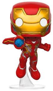 <b>Фигурка Funko POP</b>! Мстители Война бесконечности: Железный ...