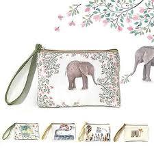 Women Mini <b>Owl Bird</b> Flower Wallet Card Holder Case Coin Purse ...