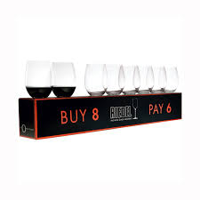 <b>Набор стаканов</b> O Wine Tumbler Pay 6 Get <b>8</b> Value Gift Pack ...