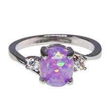 FimKaul Women Exquisite 925 Sterling Silver Ring ... - Amazon.com