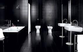 large size design black goldfish bath accessories: modern home interior bathroom design ideas with elegant shiny awesome cool black scheme and furniture sets bathroom large size