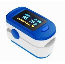 <b>Fingertip Oximeter</b> | <b>Digital Finger Oximeter</b>