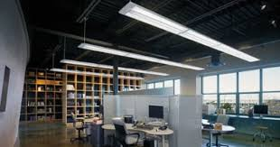 great idea for open space and open ceilings industrial office lighting fixtures overhead office lighting
