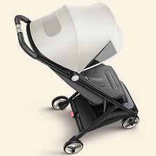 Детская <b>коляска Xiaomi MITU Baby</b> Folding Stroller (серая) от ...