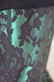 green black mesmerizing:  modcloth mesmerizing mademoiselle dress nwt sz  green black metallic