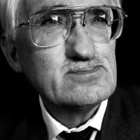 "By Jürgen Habermas and Paolo Flores d'Arcais. Habermas: ""It's not at all a forgone conclusion which party - the Church or I - can can invoke the right moral ... - tumblr_ldt8kyDZ4Q1qe7zez"