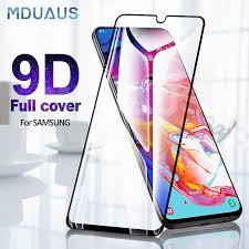 Online Shop <b>3Pcs Tempered Glass</b> For Samsung Galaxy A50 A30 ...