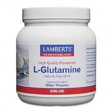 <b>L</b>-<b>Glutamine</b> | Lamberts