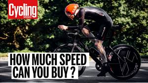 How much <b>speed</b> can you buy? | <b>Cycling</b> Weekly - YouTube