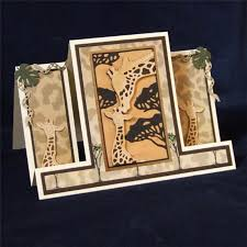 DiyArts Fireplace Chair Tree Clear Stamps and <b>Metal</b> Cutting Dies ...