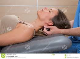 suboccipital massage therapy to w doctor hands royalty suboccipital massage therapy to w doctor hands