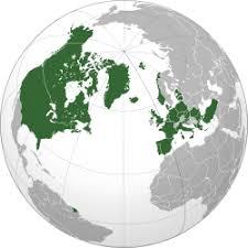 Resultado de imagen de otan mapa