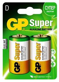 <b>Батарейка GP Super Alkaline</b> D — купить по выгодной цене на ...