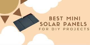Best <b>Mini</b> Solar Panels for <b>DIY</b> projects   Seeed Studio Blog
