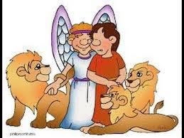 Resultado de imagen para daniel en el foso de los leones