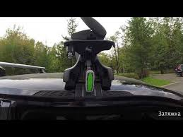 Тойота Камри 2.0 2016. <b>Багажник</b> на крышу + велокрепление ...