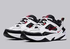 <b>Nike M2K</b> Tekno <b>Monarch</b> White Red Black AV4789-104 Release ...