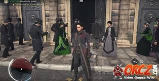 <b>Assassin's Creed Syndicate</b>: Let the civilians into the bank ...