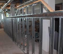 <b>Steel</b> Stud & Track Wall Framing System - <b>Flowers</b> Group
