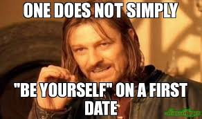 First Date Girl Meme - first date girl meme together with Meme ... via Relatably.com