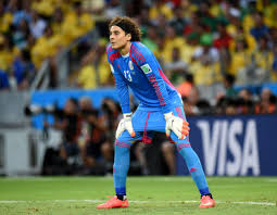 The Memes Fly After Mexico Keeper Guillermo Ochoa Puts In Terrific ... via Relatably.com