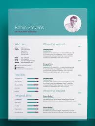 awesome resume templates •https   creativemarket com bilmaw