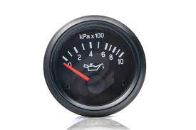 China Vdo Autometer Car <b>Marine 52mm</b> 24V Oil Pressure Gauge 10 ...