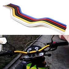 "22mm 7/8"" 72CM Low Wind <b>Motorcycle Aluminum Handle Bar</b> ..."