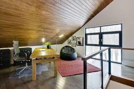16 magnificent attic office design ideas attic office ideas