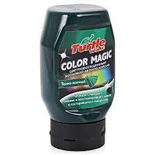 <b>Turtle</b> Wax <b>Полироль кузова</b> Color Magic темно-зеленый FG6487 ...