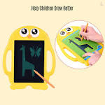 Y  N Aibecy <b>8.5 Inch Cartoon</b> LCD Writing Tablet Electronic Drawing ...